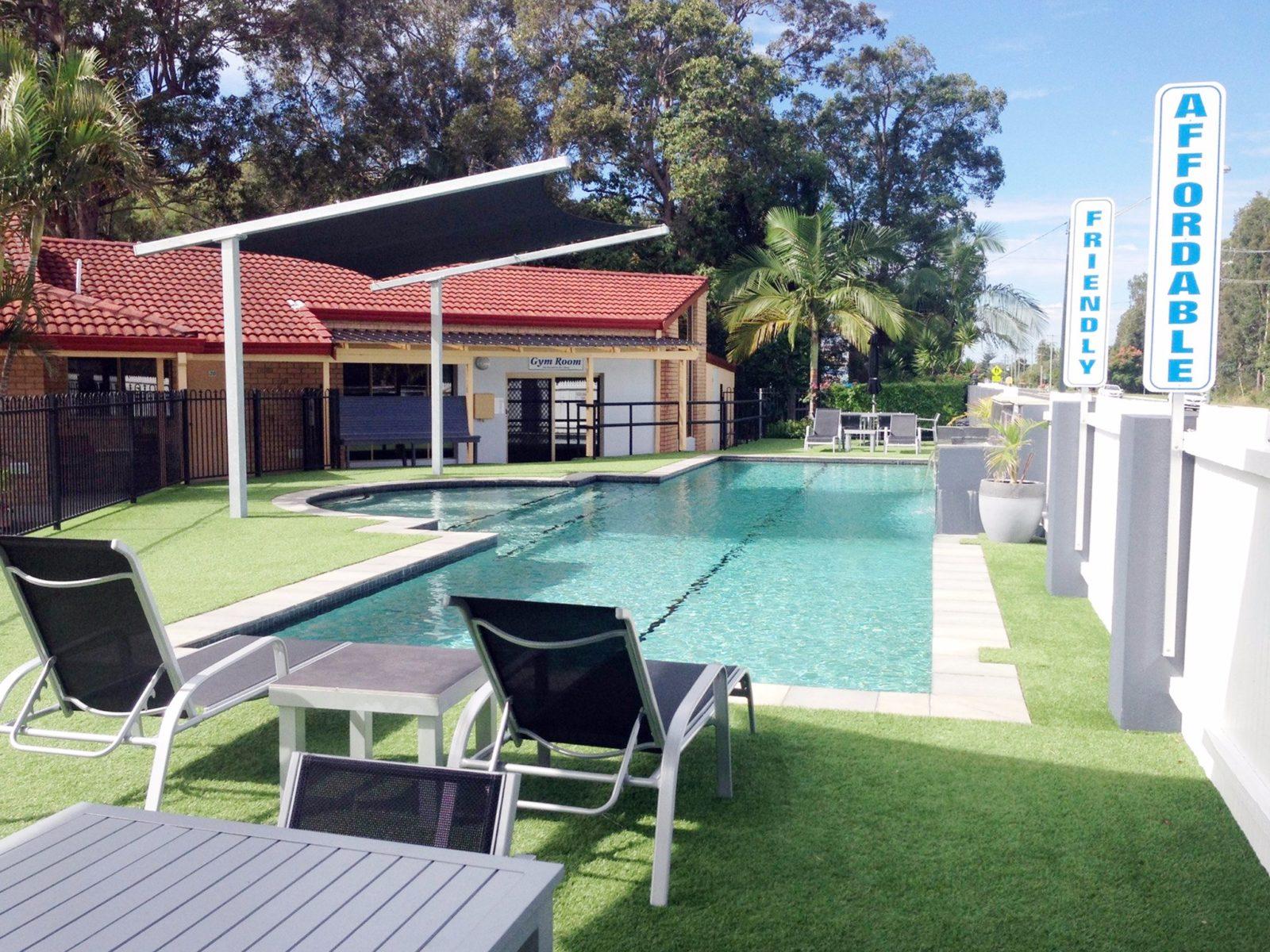 Yamba Motor Inn