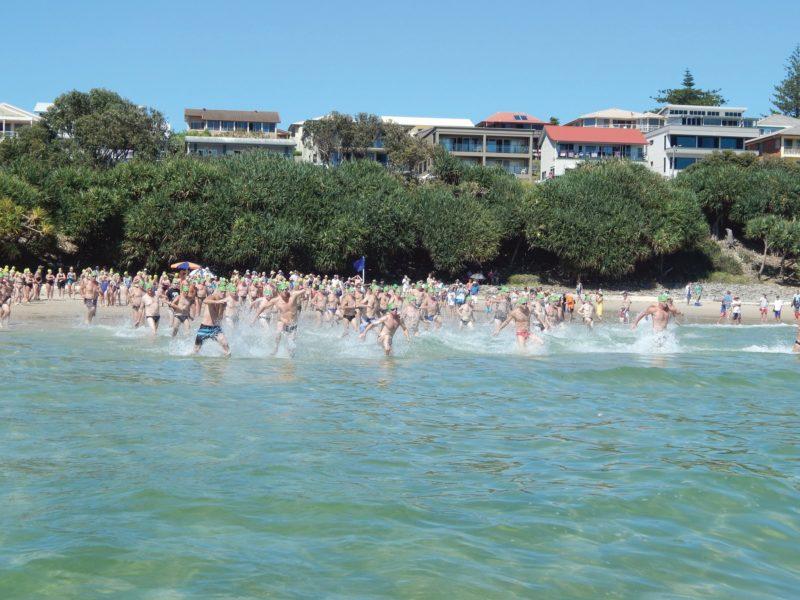 Yamba Ocean Swims