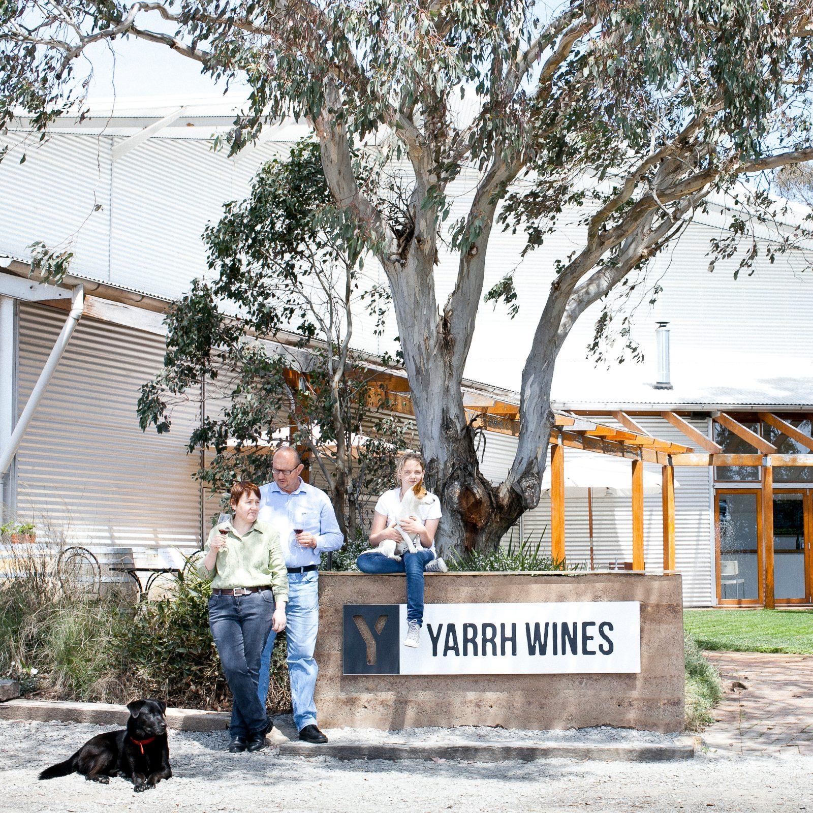 Yarrh Wines
