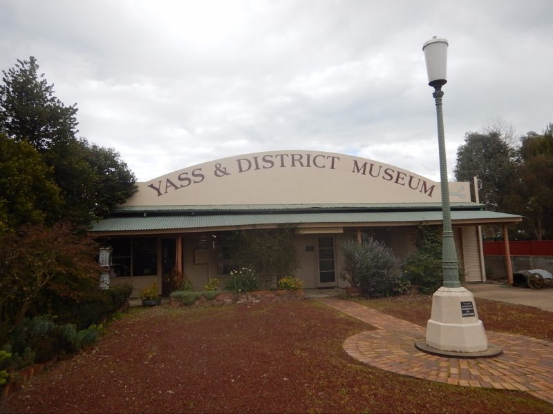 Yass and District Museum
