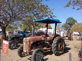 Yass Show antique machinery