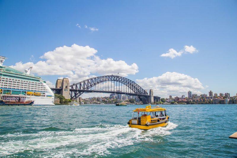 Sydney Harbour Sightseeing Cruise