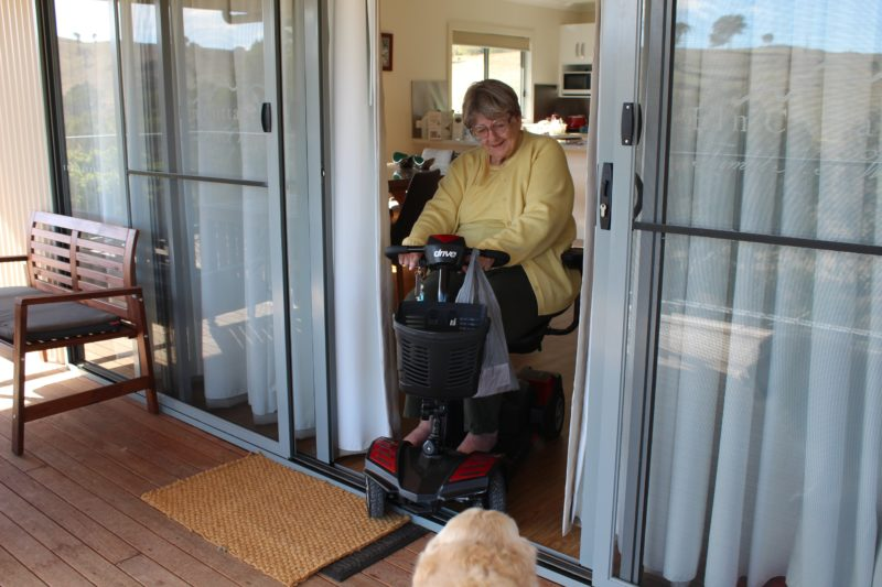 Wheelchair friendly Yellowbox Cottage
