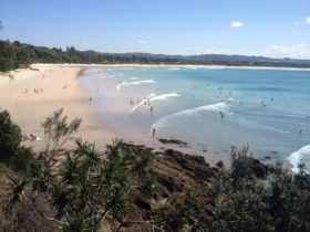 Byron Bay, The Pass