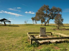 Yuranigh's Aboriginal Historic Site. Photo: Steve Woodhall