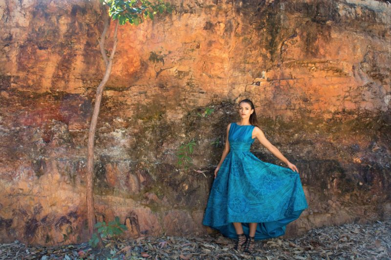 """Darwin Aboriginal Art Fair Foundation, """"From Country to Couture"""", 9 August 2017, Skycity Darwin"""