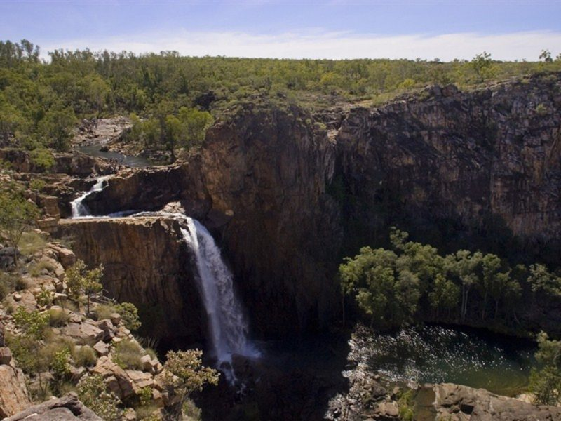 17 Mile Falls Jatbula