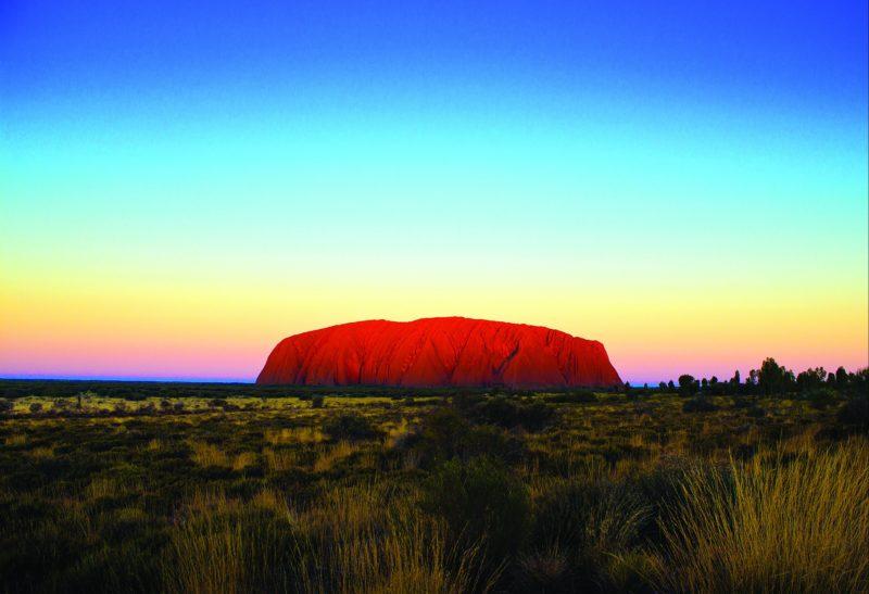 AAT Kings Uluru Sunrise