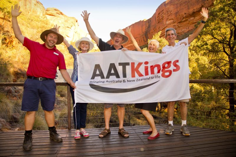 AAT Kings Guided Holidays (Red Centre)