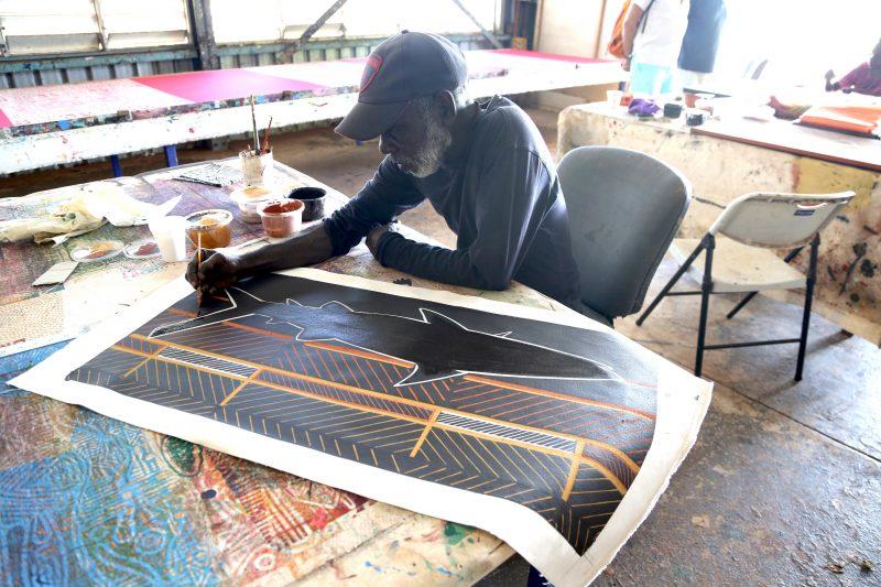 painter, Tiwi Islands, Aboriginal Art, Art tours