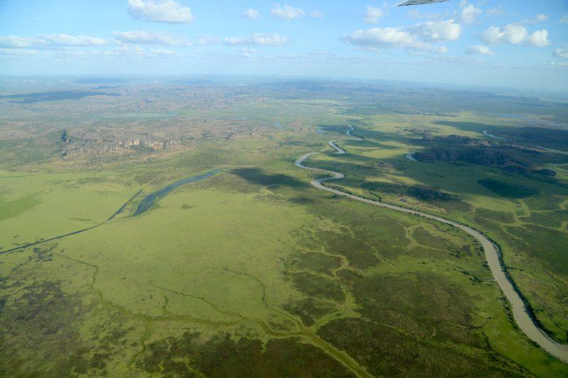 East Alligator River Arnhem Land Escarpment