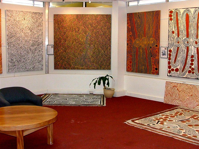 Aboriginal Fine Arts Gallery, Darwin Area, Northern Territory, Australia