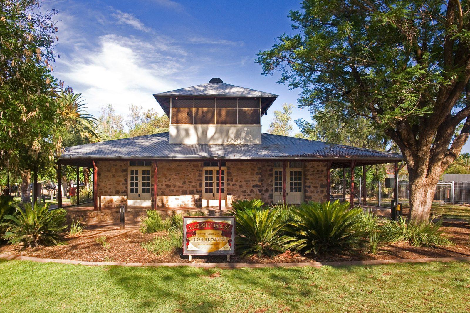 Adelaide House, Alice Springs