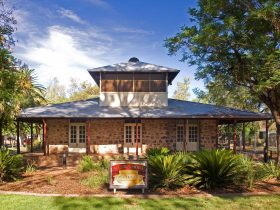 Adelaide House, John Flynn, Alice Springs, Heritage, Central Australia, Colonial history