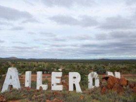 Aileron Northern Territory
