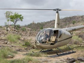 Airborne Solutions - Helicopter transfers offering the best in viewing platforms and access