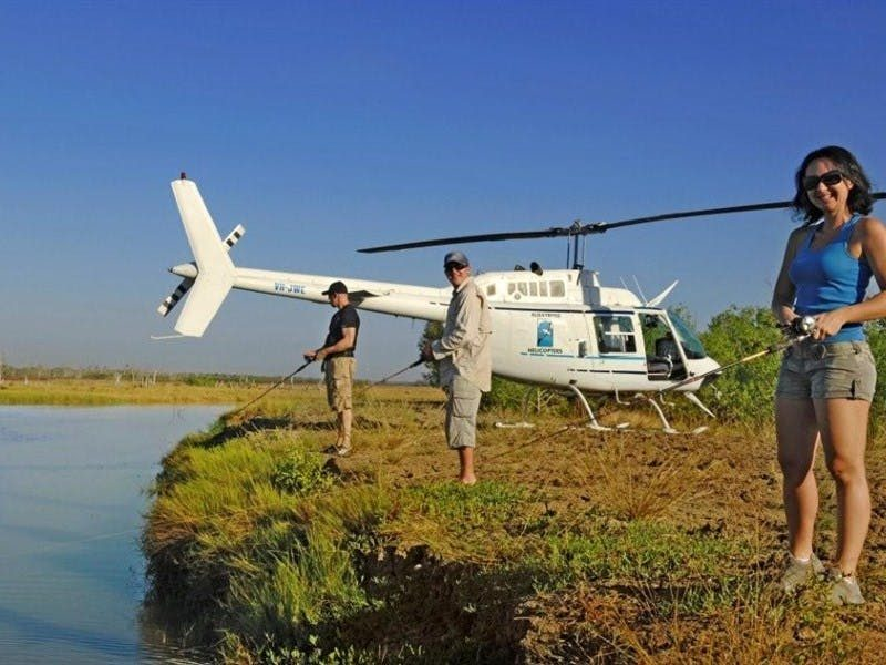 Albatross Helicopters, Darwin Area, Northern Territory, Australia