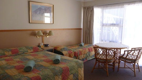 Alice Motor Inn - Alice Springs Area - Northern Territory