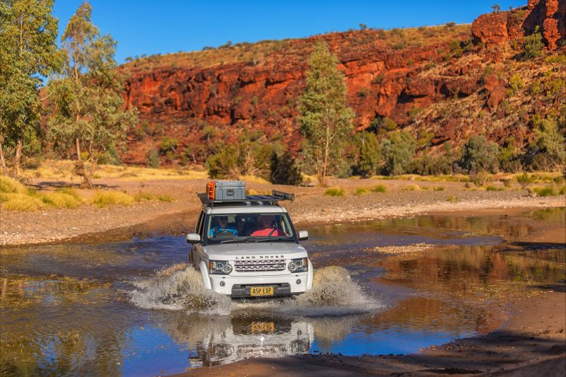 Finke River National Park, 4wd Tours