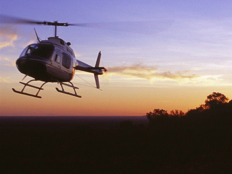 Alice Springs Helicopters, Alice Springs Area, Northern Territory, Australia