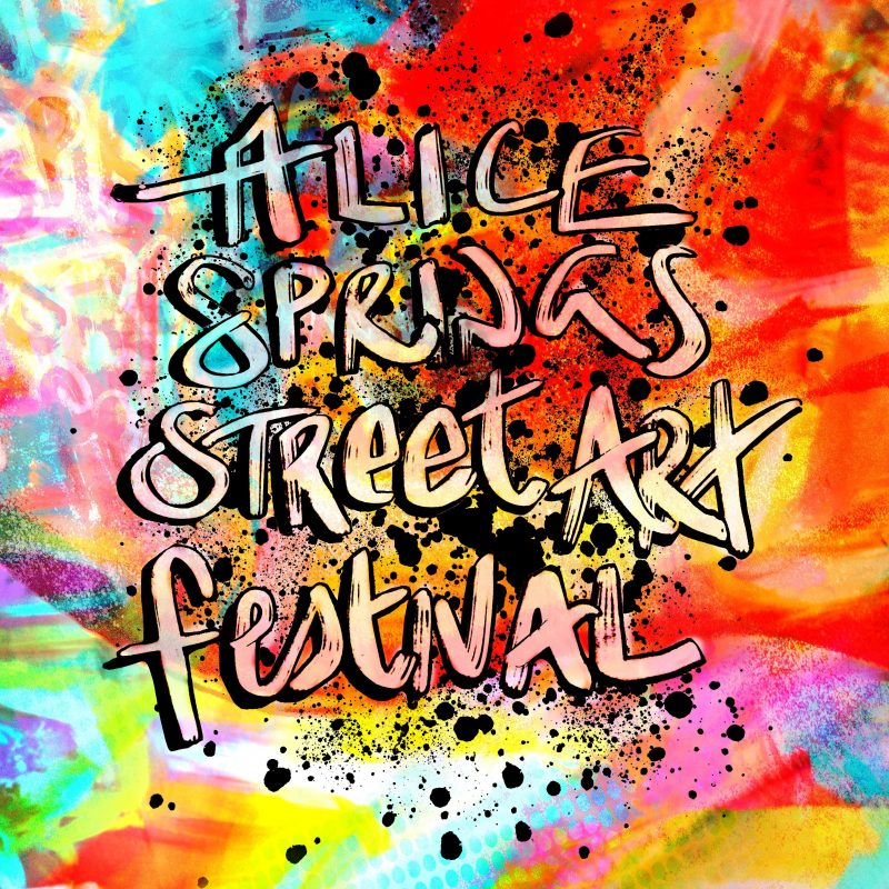 Alice Springs Street Art Festival