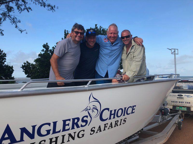 Darwin Fishing Charter Boats