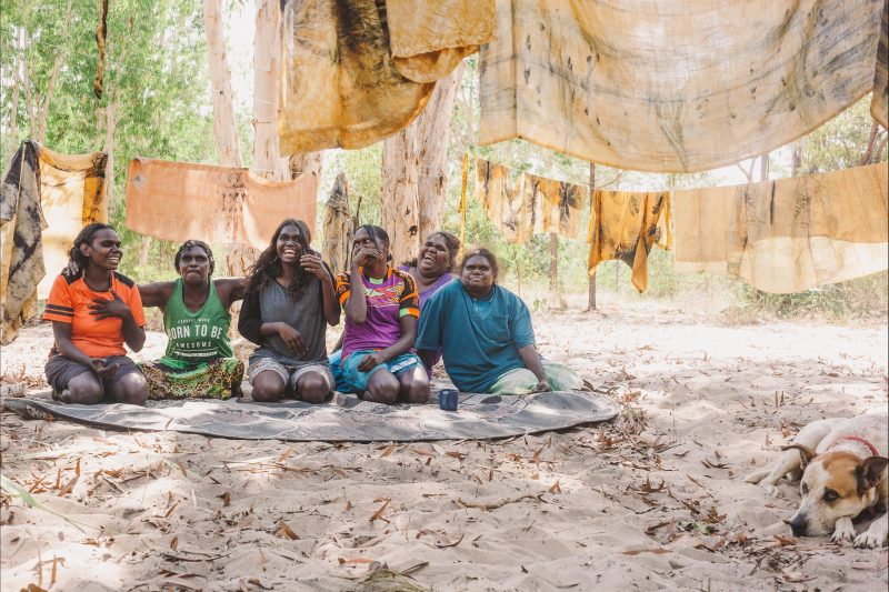 Anindilyakwa Artists from Groote Eylandt, East Arnhem Land