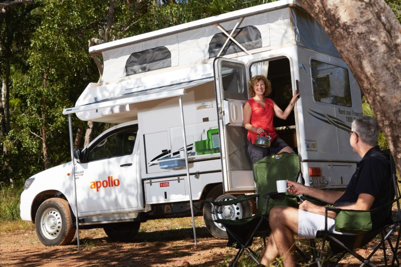 Apollo Adventure Camper