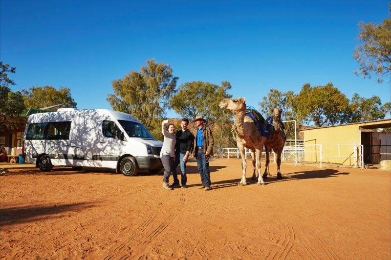 Apollo Euro Tourer in the outback