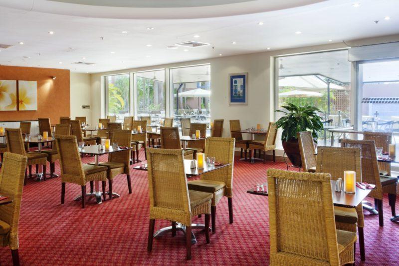 Aqua at DoubleTree by Hilton Esplanade Darwin
