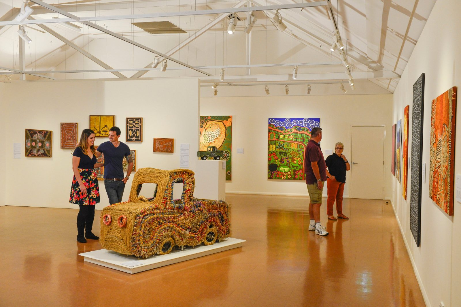 Araluen Arts Centre Galleries