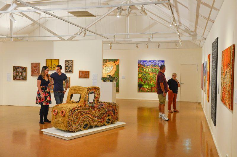 Araluen Cultural Precinct - Araluen Arts Centre