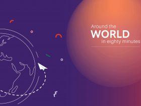 Around the World in Eighty Minutes