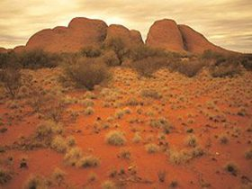 Australian Pacific Touring Red Centre