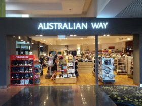 Australian Way - Alice Springs - Store Front