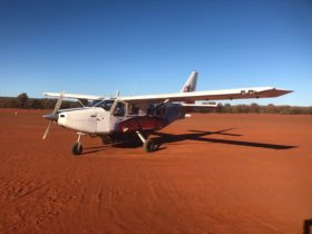 Airvan at Kings Creek Station