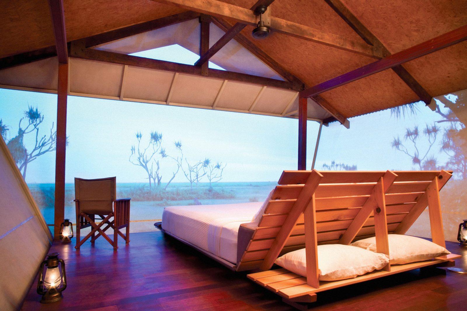 Safari Bungalow Interior