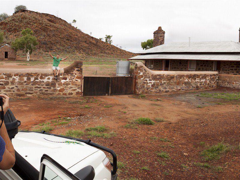Barrow Creek - Tennant Creek Area - Northern Territory