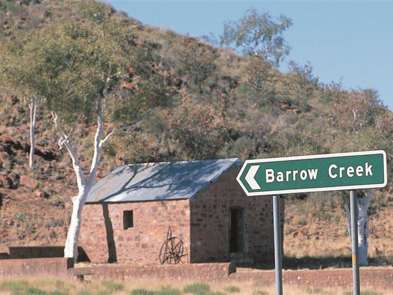 Barrow Creek Telegraph Station - Tennant Creek Area - Northern Territory
