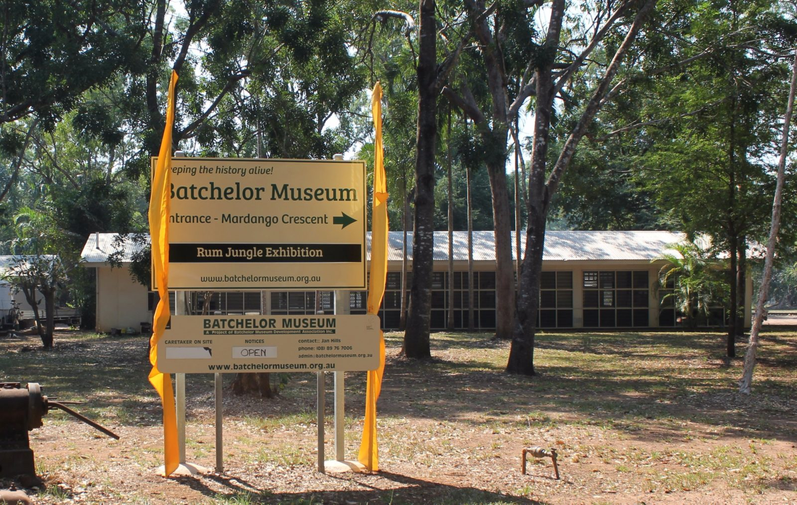 Batchelor Museum