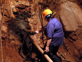 Underground Mine - Battery Hill