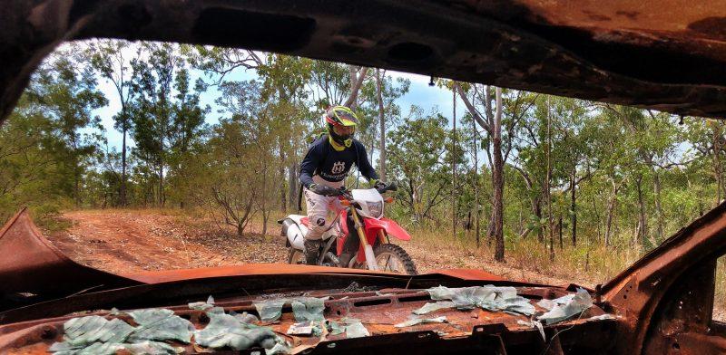 Dirt Bike Ride