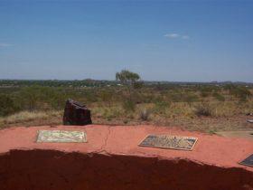 Bill Allen Lookout, Tennant Creek, Northern Territory, Australia