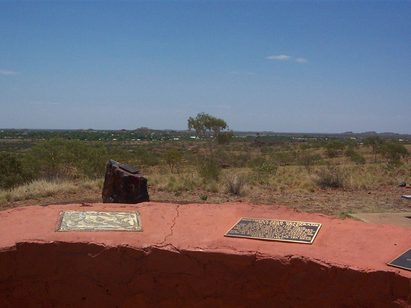 Bill Allen Lookout, Tennant Creek, Northern Territory, Australia