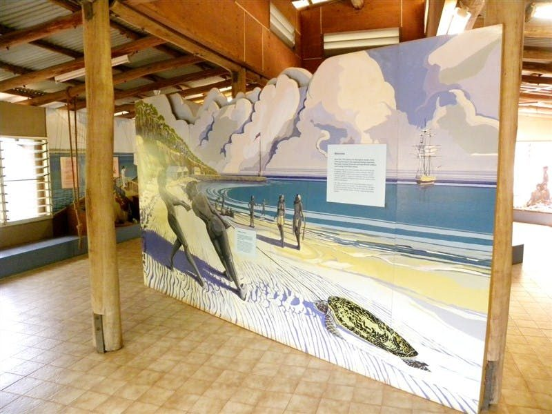 Black Point Culture Centre - Arnhem Land Area - Northern Territory