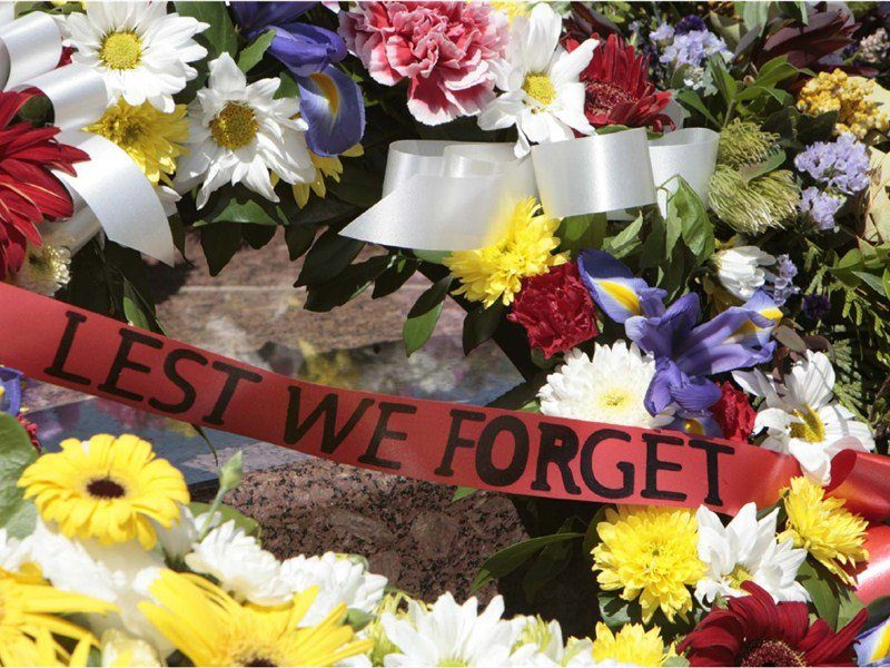 Anniversary of the Bombing of Darwin, Darwin, Northern Territory, Australia