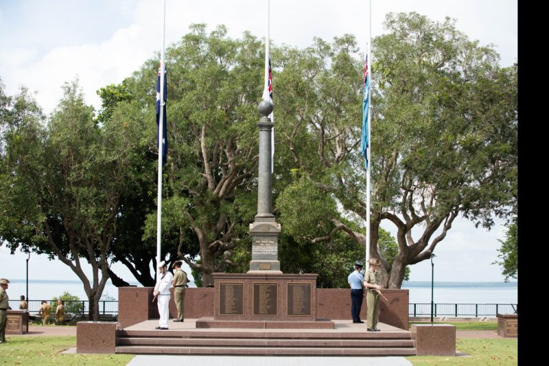 The Cenotaph Darwin