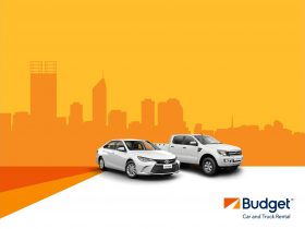 Budget Car and Truck Rental Alice Springs