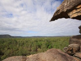 Budjmi Lookout, Kakadu National Park