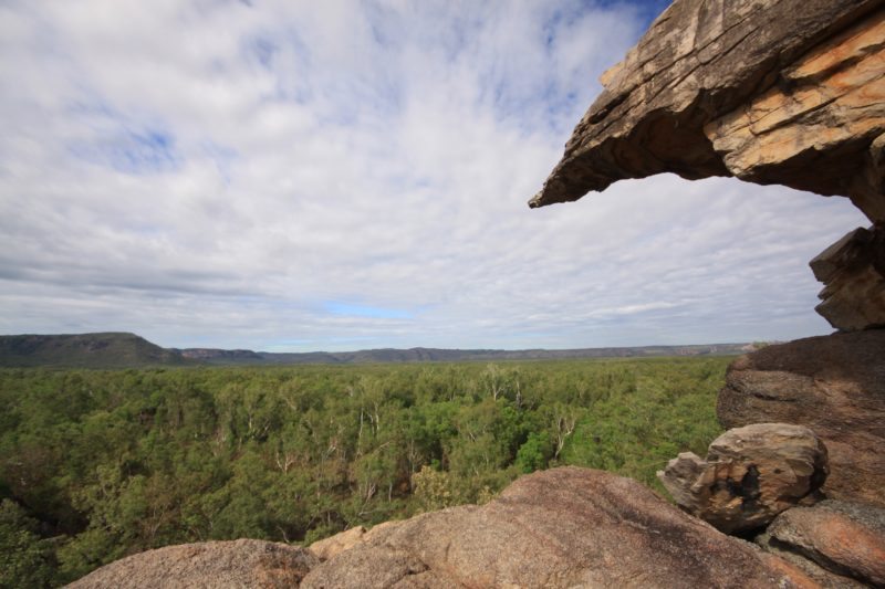 Budjmi Lookout, Kakadu National Park